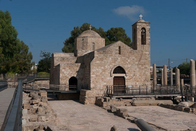 Panagia Chrysopolitissa Church, Paphos, Cyprus
