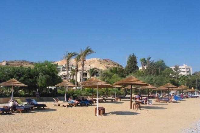 Pissouri Beach, Pissouri, Cyprus
