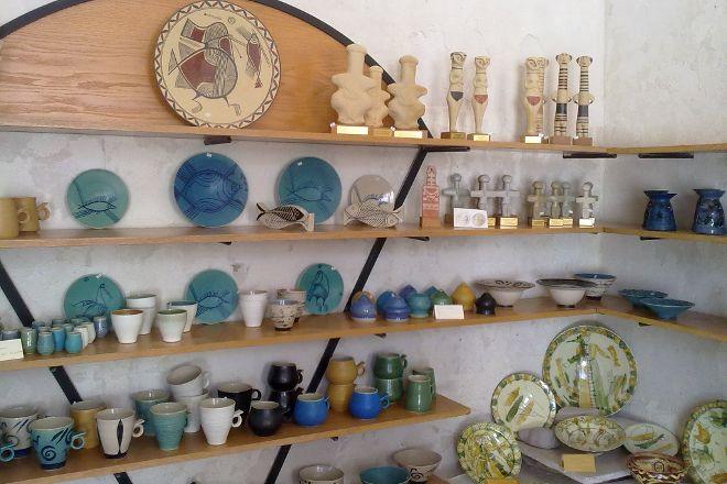 Studio Ceramics, Larnaca, Cyprus