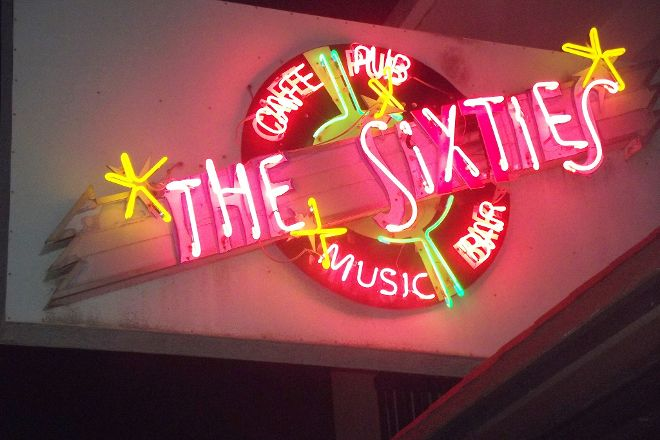 The Sixties Bar, Paphos, Cyprus