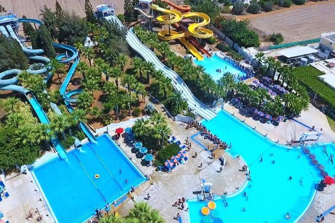 WaterWorld Themed Waterpark, Ayia Napa, Cyprus