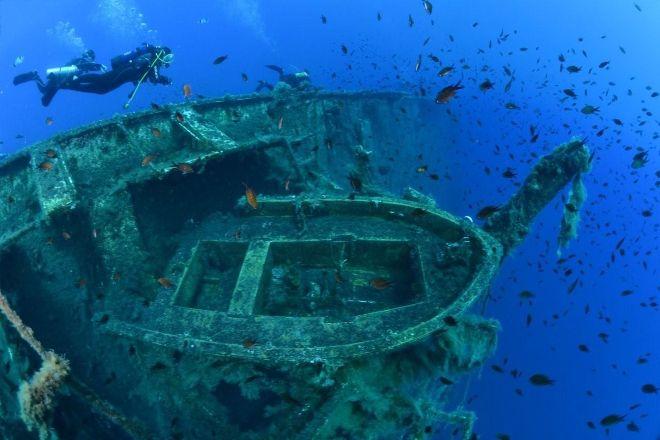 Zenobia Divers, Larnaca, Cyprus