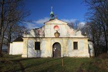Chapel of the Exaltation of the Holy Cross, Cesky Krumlov, Czech Republic