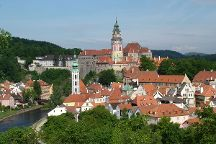 Eszter Sarody Guided tours in South Bohemia, Cesky Krumlov, Czech Republic