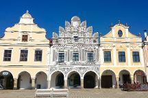 Historic Centre of Telc, Telc, Czech Republic