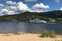 Lipno Lake, Frymburk, Czech Republic