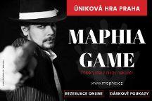 Maphia Game, Prague, Czech Republic