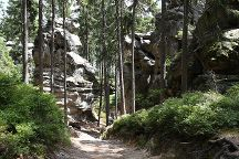 Prirodni rezervace Ostas, Zdar nad Metuji, Czech Republic