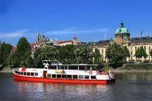 RIVER BOATS Prague