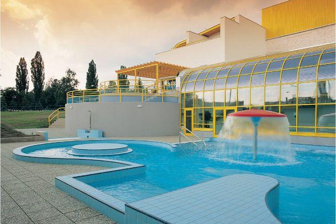 Aquapark Vyskov, Vyskov, Czech Republic