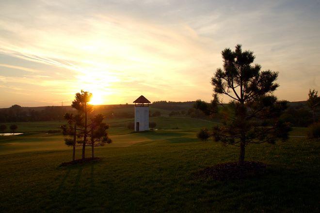 Austerlitz Golf Resort, Slavkov u Brna, Czech Republic