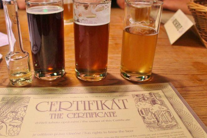 Beer Prague - Walking Brewery Tours, Prague, Czech Republic
