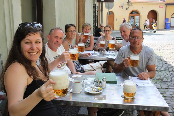 Bohemian Brews Beer Tasting Tours, Prague, Czech Republic