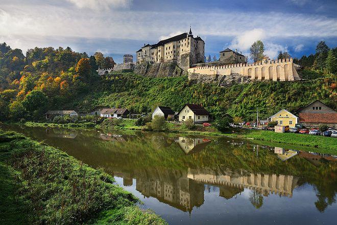 Cesky Sternberk Castle, Cesky Sternberk, Czech Republic