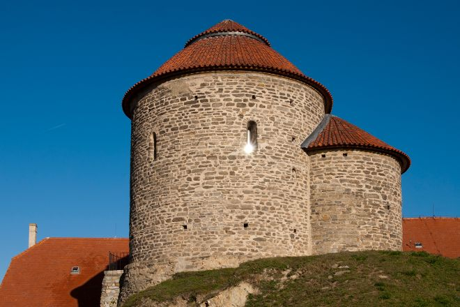Ducal Rotunda of the Virgin Mary and St Catherine, Znojmo, Czech Republic