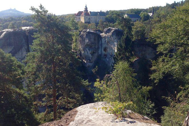 Hruba Skala - Rock City, Turnov, Czech Republic