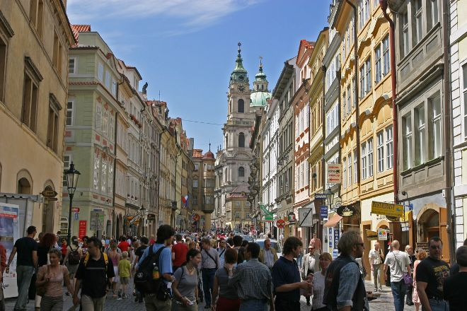Lesser Town, Prague, Czech Republic