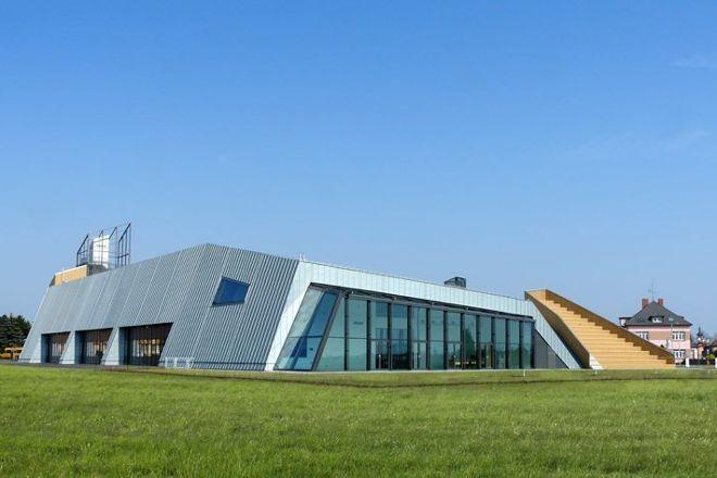 Letecke muzeum MetodEje Vlacha, Mlada Boleslav, Czech Republic