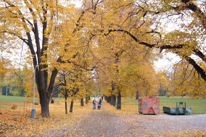 Letna Park, Prague, Czech Republic