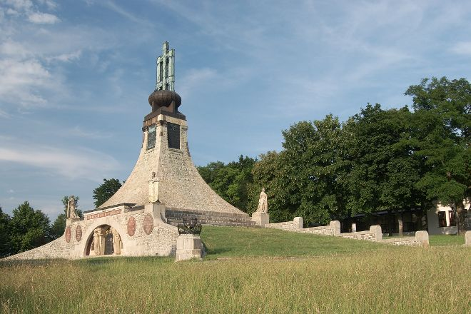 Pamatnik Mohyla miru, Brno, Czech Republic