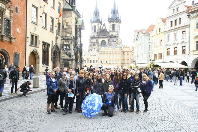 Prague Extravaganza Free Tour, Prague, Czech Republic