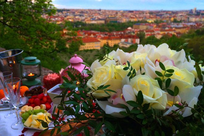 Prague for Two, Prague, Czech Republic