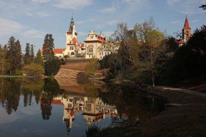 Park Průhonice, Pruhonice, Czech Republic