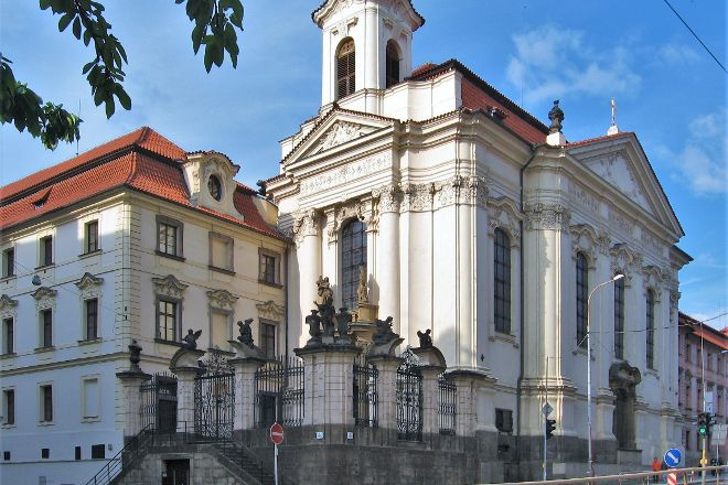 St Cyril and St Methodius Cathedral, Prague, Czech Republic