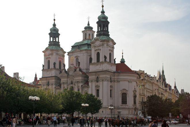 Kostel sv. Mikuláše, Prague, Czech Republic