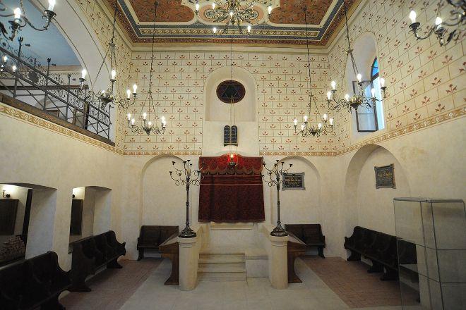 Synagoga Turnov, Turnov, Czech Republic