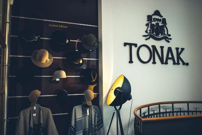 TONAK Flagship Store, Prague, Czech Republic