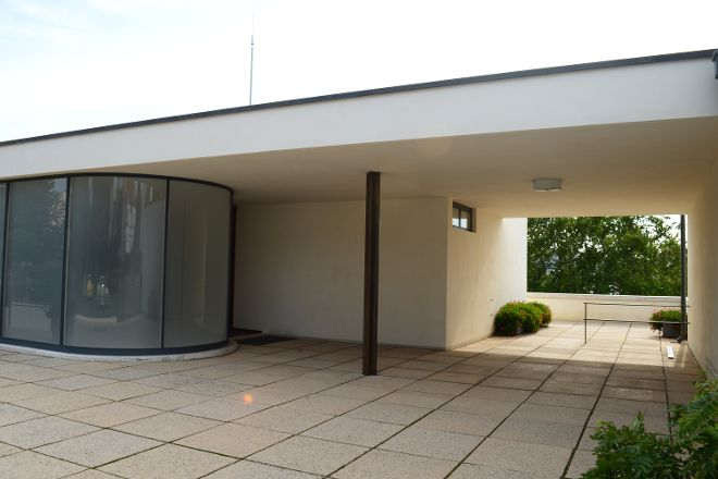 Villa Tugendhat, Brno, Czech Republic