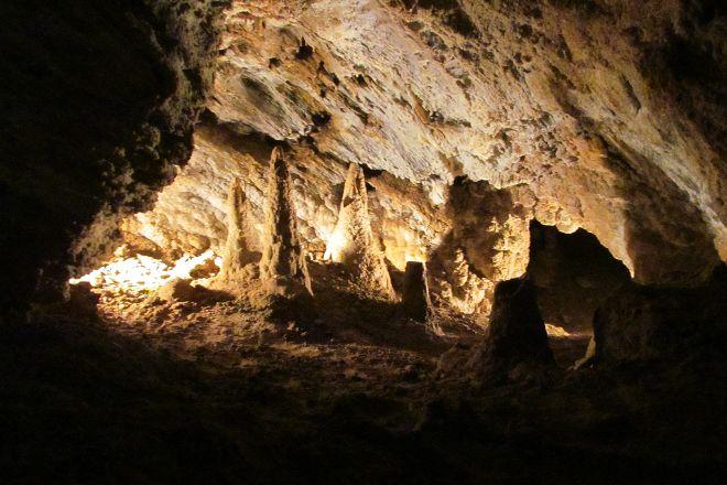 Zbrasovske aragonitove jeskyne, Teplice nad Becvou, Czech Republic