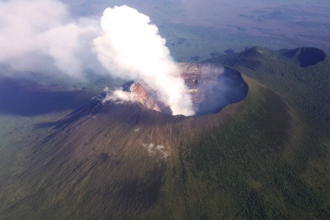 Mount Nyiragongo, Goma, Democratic Republic of the Congo