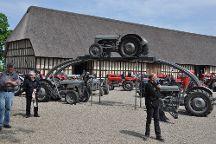 The Ferguson Museum in Denmark - Tractormuseum, Juelsminde, Denmark