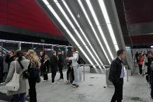 Osterport Station, Copenhagen, Denmark