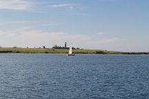 Skjoldnaes Fyr, Soeby, Denmark
