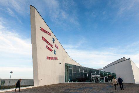 Arken Museum of Modern Art, Ishoej, Denmark