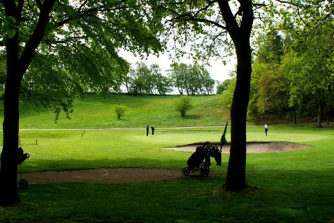 Asserbo Golf Club, Frederiksvaerk, Denmark