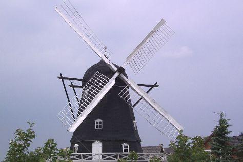 Majbolle Molle, Guldborg, Denmark