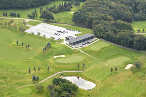 Mariagerfjord Golfklub, Hadsund, Denmark