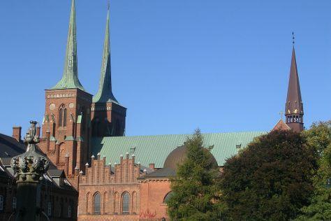 Roskilde Domkirke, Roskilde, Denmark