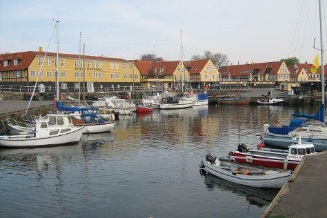 Svaneke Havn, Svaneke, Denmark
