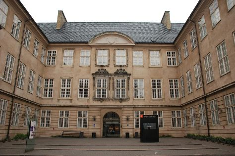 National Museum of Denmark, Copenhagen, Denmark