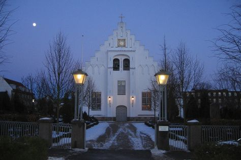 Trinitatis Kirke Fredericia, Fredericia, Denmark