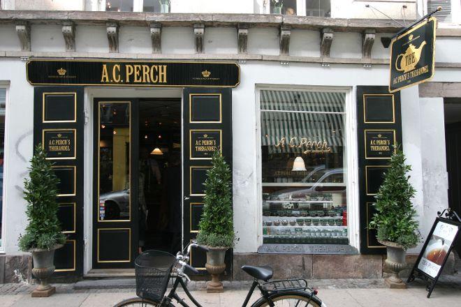 A. C. Perch's Thehandel, Copenhagen, Denmark