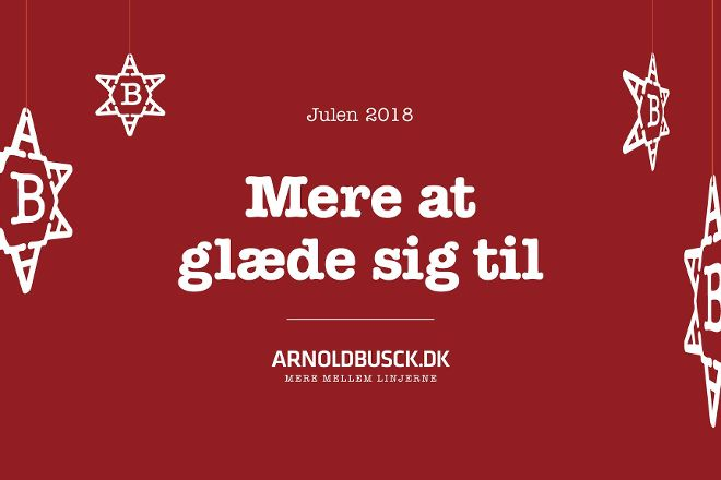 Arnold Busck, Copenhagen, Denmark
