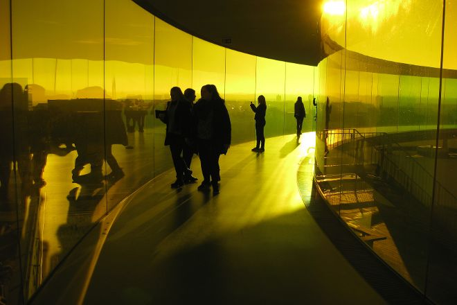Aros Aarhus Kunstmuseum, Aarhus, Denmark