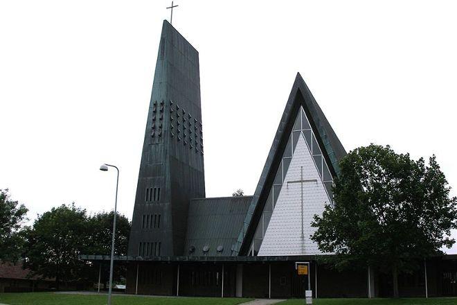 Braendkjaerkirken, Kolding, Denmark