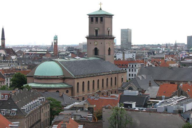 Church of Our Lady - Copenhagen Cathedral, Copenhagen, Denmark